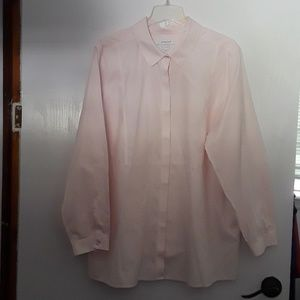 FOXCROFT cotton blouse